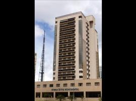 Apt particular no hotel NOBILE, serviced apartment in Brasilia