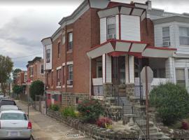 Idael West Philadelphia home, homestay in Philadelphia