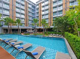Hotel Amber Pattaya, hotel v destinaci Pattaya Central