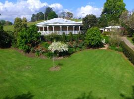 Maleny Homestead & Cottage, hotel in Maleny