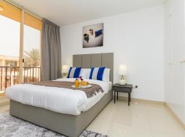 Bespoke Residences - 3 Bedroom Waikiki Townhouses: Dubai, Jumeirah Plajı yakınında bir otel