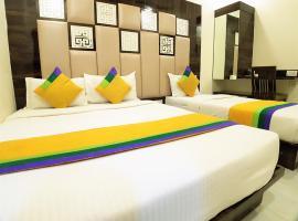 Hexa Magnet Suite, hotell i nærheten av Mumbai Chhatrapati Shivaji internasjonale lufthavn - BOM i Mumbai