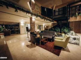 Garden Hotel, отель в Хайфе