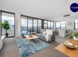 Oversized Luxe 1 Bedder - Amazing Barton - Gym, apartment in Kingston