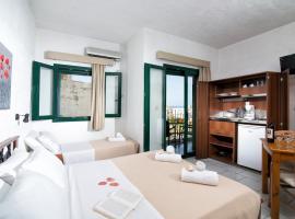 Charming Studio near the beach, pet-friendly hotel in Hersonissos