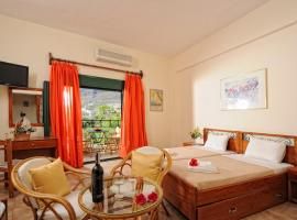 Lovely Apartment for 4, pet-friendly hotel in Hersonissos