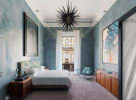 Galleria Vik Milano, luxury hotel in Milan