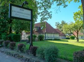 Hotel Knudsens Gaard, hotel i Odense