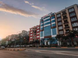 TS Gold Otel، فندق في طرابزون