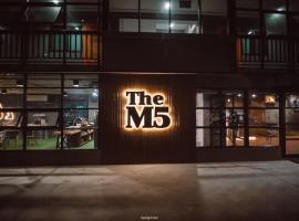 TheM5 Residence, hotel a Pak Kret