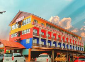 Am Transit Inn, hotel in Kuala Terengganu