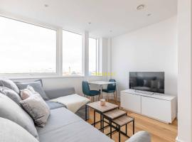 Sunrise Apartments - CLOSE 2 STATION/HIGH STREET, apartment in Slough