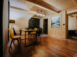 Apartamenty Oliwia, hotel near Male Ciche Ski Lift, Male Ciche