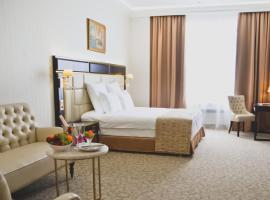 7 Avenue Hotel and SPA, отель в Самаре