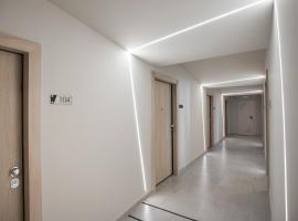 The Square Six, apartament a Atenes