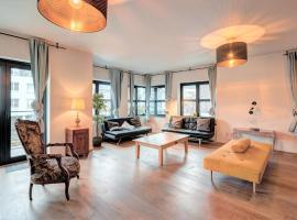 The Theater House Apartments, apartment in Antwerp