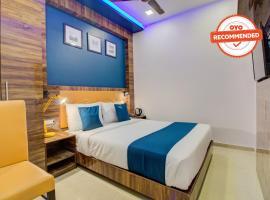 SilverKey Executive Stays 61381 Blue Executive Saki Naka, hotell i nærheten av Mumbai Chhatrapati Shivaji internasjonale lufthavn - BOM i Mumbai