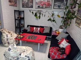 MIX hostel, alberg a Moscou