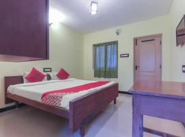 OYO 65034 Siri Residency, hotel in Kushālnagar