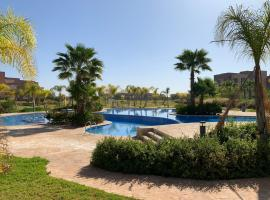 Marrakech Prestigia Golf Piscine, hotel in Marrakesh
