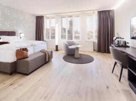 Hotel Walhalla, luxury hotel in St. Gallen