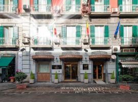 Grand Hotel Europa & Restaurant, hotel in Naples