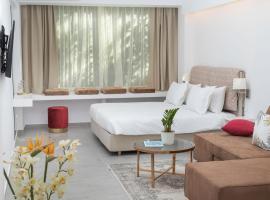 The Square Six, hotel económico en Atenas