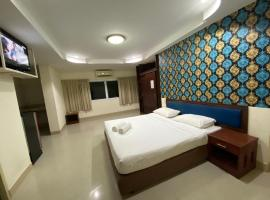 Sea Moscow, hotel in Pattaya South