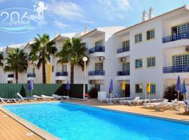 Apartamento em Albufeira, Praia da Oura, hotel perto de Strip de Albufeira, Albufeira