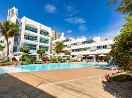 Hotel Ponta Negra Beach Natal, hotel em Natal