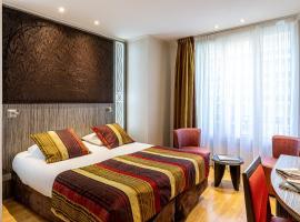 Hôtel du Home Moderne, hotel near City Hall of the 15th district of Paris, Paris
