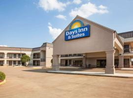 Days Inn & Suites by Wyndham Tyler, hotel din apropiere   de Golden Park, Tyler