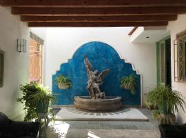 Casa Árbol Hotel, hotel in San Miguel de Allende
