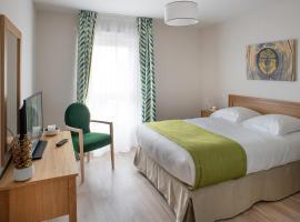 DOMITYS - L'Athénée, hotel near NEOMA Business School, Mont-Saint-Aignan