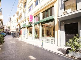 Safestay Athens, hostel in Athens
