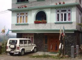RAVANGLA, HOTEL HAPPY HOME, hotel in Ravangla