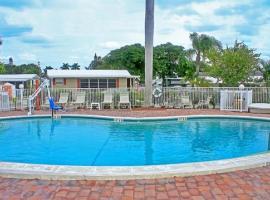 Fort Myers beach resort, Ferienunterkunft in Fort Myers