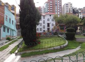 Hostal Bivouac, hostel in La Paz