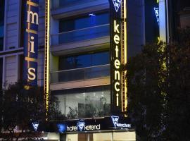 Lazz By Ketenci Hotel, отель в Измире