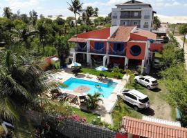 Pousada Tartaruga, guest house in Cumbuco