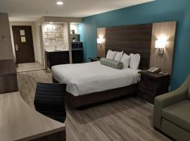 Yosemite Southgate Hotel & Suites – hotel w mieście Oakhurst