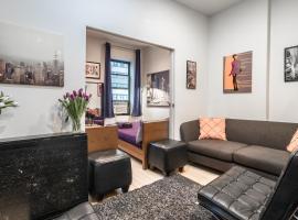 Manhattan Loft 2 Bedroom Sleeps 6 Grand Central, apartment in New York