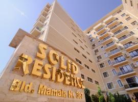 Solid Residence Mamaia Apartamente, apartment in Mamaia