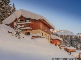 Dachstein Chalet B, hotel in Annaberg im Lammertal