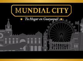 MundialCity 2, hotel en Guayaquil