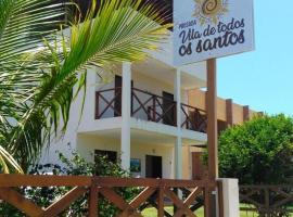 Vila de Todos os Santos, guest house in Porto De Galinhas