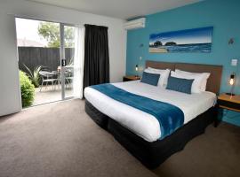FYFFE on Riccarton, motel in Christchurch
