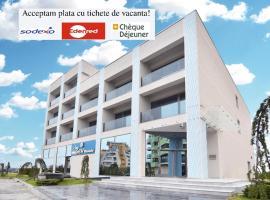 Vila Zev Mamaia, hotel din Mamaia