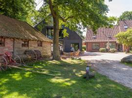 Hoeve Springendal, apartment in Ootmarsum