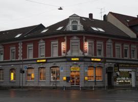 Demosan Hotel Hilden, Hotel in der Nähe von: Schloss Benrath, Hilden